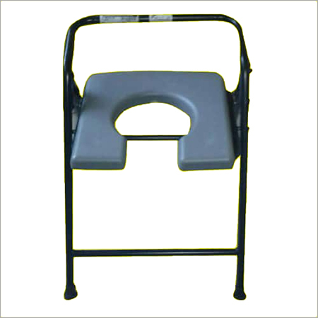 Commode Chair Lower Back