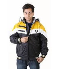 Jacket Fur Rib