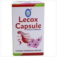 Lecox Capsule 30 cap.
