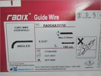 Hydrophilic Guide Wire