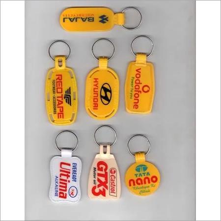 ABS Plastics Keychain