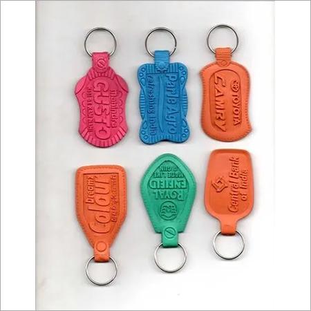 Rubber Keychain
