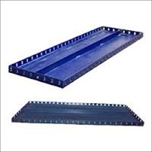 Scaffolding Shuttering Plate With Angle