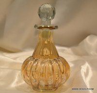 REED DIFFUSER GLASS PERFUME BOTTLE AND DECANTER, DECORATIVE PERFUME