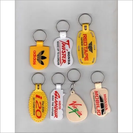 abs laminated Keychain