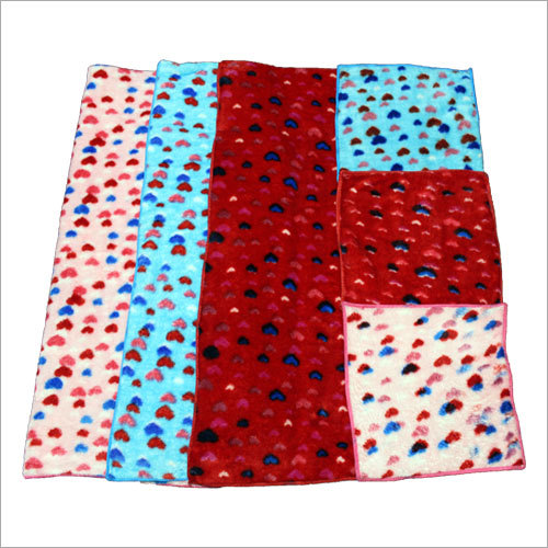 Children Printed Bath Towel