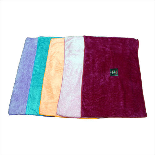 Children Plain Bath Towel