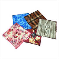Floral Print Handkerchief