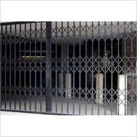 Commercial Collapsible Gate