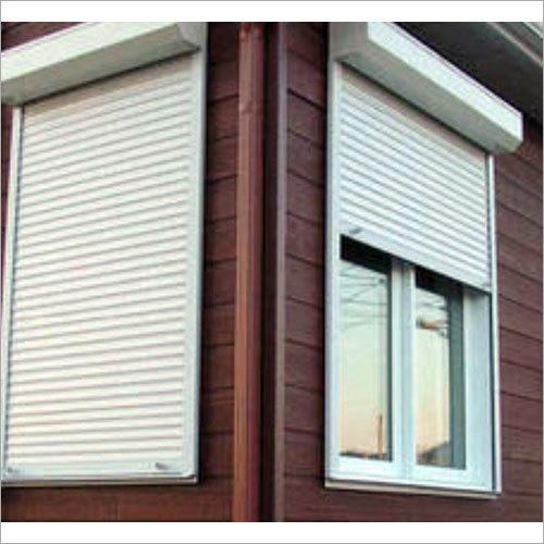 Rolling Window Shutter