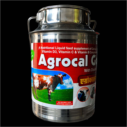 Agrocal Gold Animal Supplement