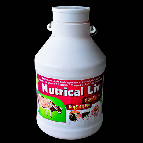 Nutrical Liv Animal Supplement
