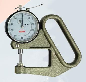 Dial Thickness Gauge, J-50