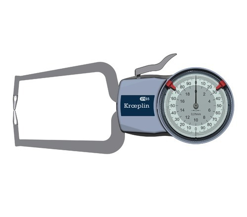 External Caliper Gauge-Kroeplin (Germany)