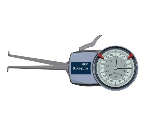 Kroeplin - Germany Internal external calipers