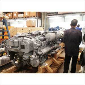 Heavy Duty Marine Diesel Engine for Ferries