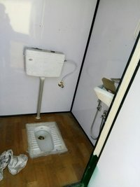 FRP Toilet Cabins