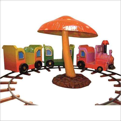 Mushroom Train