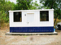 Prefabricated Guard Cabins