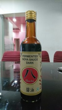fermented soya sauce dark