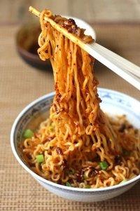 Noodle seasoning flavour
