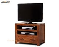 sheesham wood Plasma Tv Stand with 1 drawer