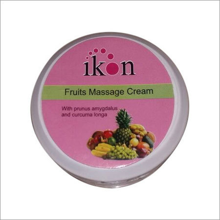 Fruits Massage Cream