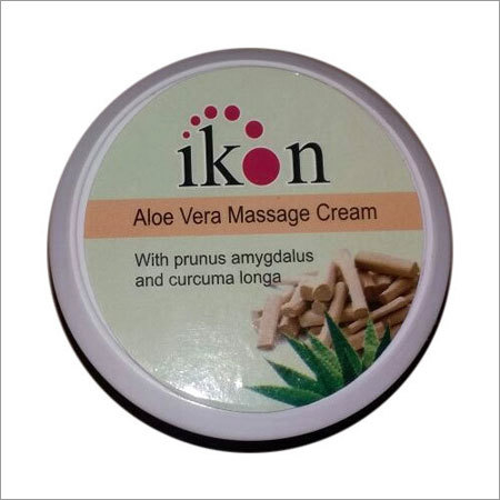 Ikon Aloe Vera Massage Cream
