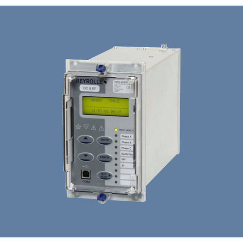 Siemens Reyrolle 7SR11 Nondirectional Overcurrent Protection Relay