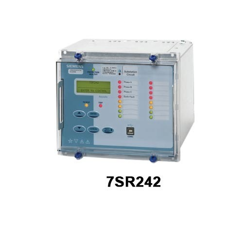 7SR242 Transformer Protection Relay