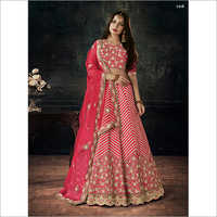 Party Wear Ghagra