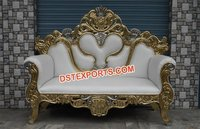 Wedding Sofa For Lovers Seater
