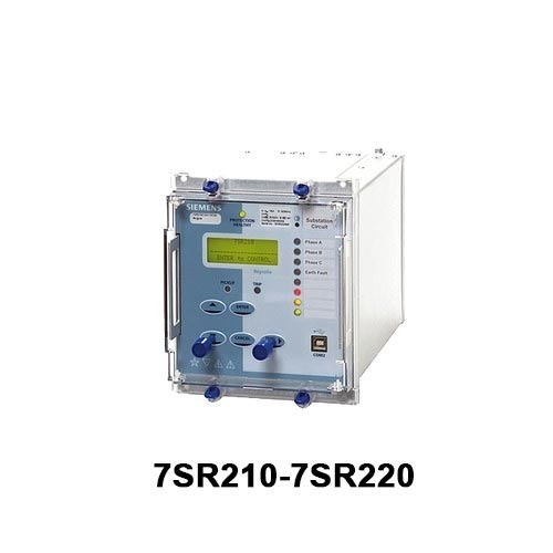7SR210 Overcurrent Relay, Siemens Reyrolle Relay, Siemens Overcurrent and Earthfault Relays