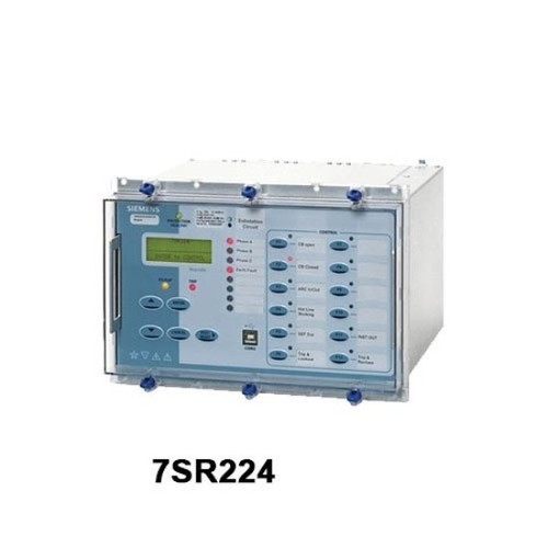7SR224 Overcurrent Protection Relay, Siemens Numerical Overcurrent Relays