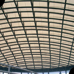 Advertising Roofing Steel Structures