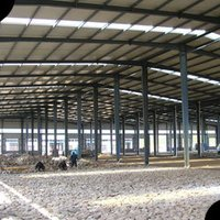 Advertising Steel Structure