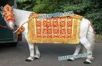 Indian Wedding Horse Decoration Dress