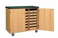 Chromatography Cabinet Wooden (new)