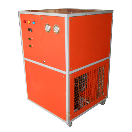 Plastic Industry Chiller