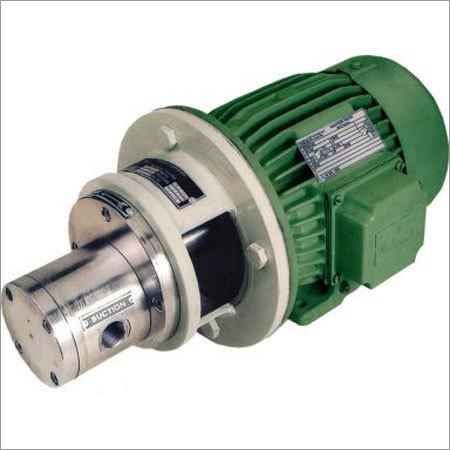 Flanged Gear Pump