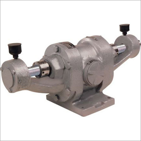 Gear Pump Fitted Mechanical Seal