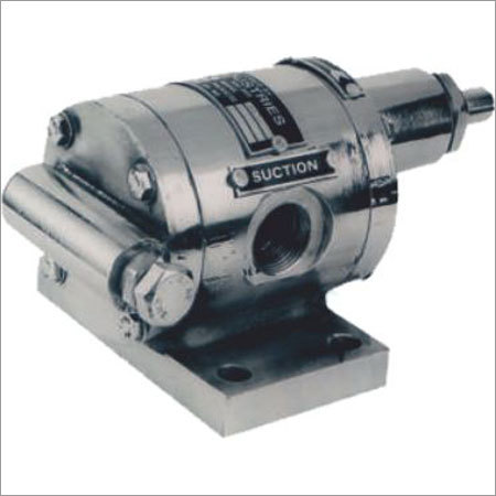 Fabricated Stainless Steel Pump