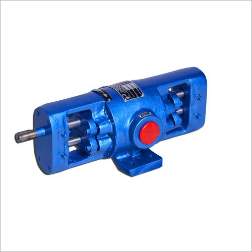 Gear Pump With External Bearing