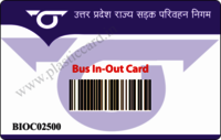 Bus IN OUT Cards