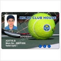 Digital Sports Card