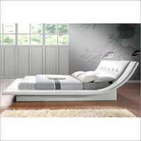 Antic Wooden Bed