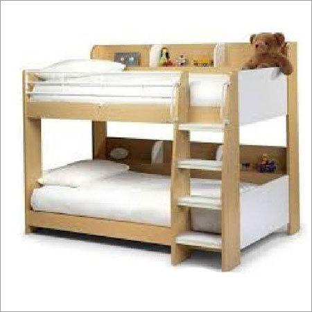 Kids Wooden Bunk Bed