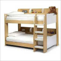 Kids Wooden Bunk Bed