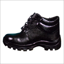 Mens Ankle Safety Shoes