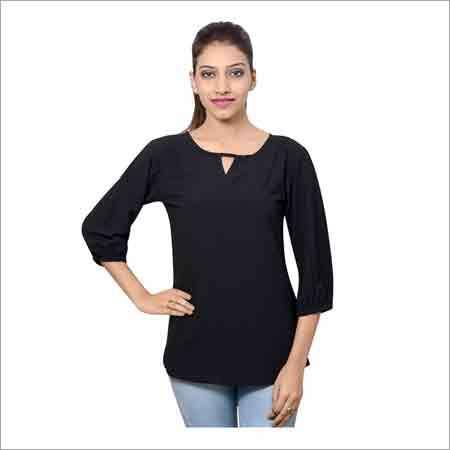 00819370ec1c44 Georgette Tops In Mumbai, Georgette Tops Dealers & Traders In Mumbai ...